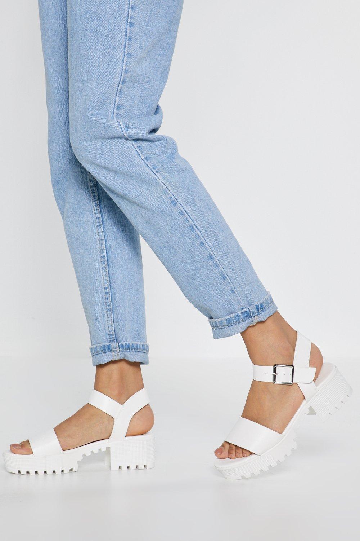 bda4a8a184e Big You Up Platform Sandals