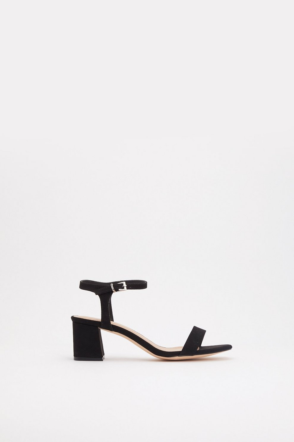 e5e194c5ae78 A Low It Flare Block Heel Sandals