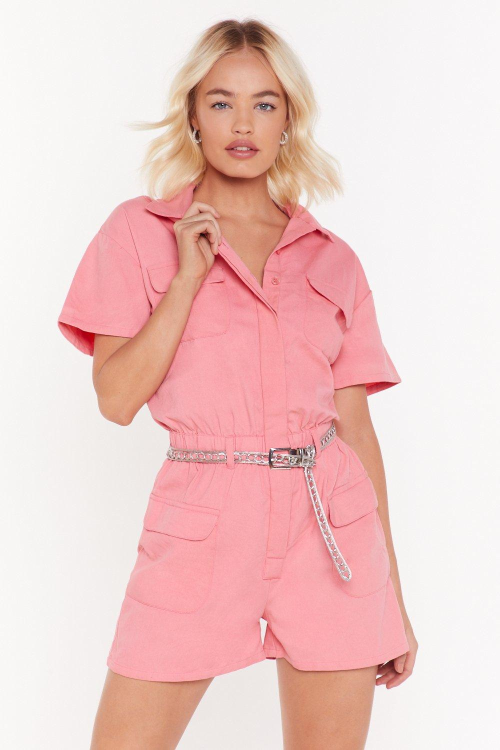professional sale rock-bottom price better Denim Romper | Shop Clothes at Nasty Gal!