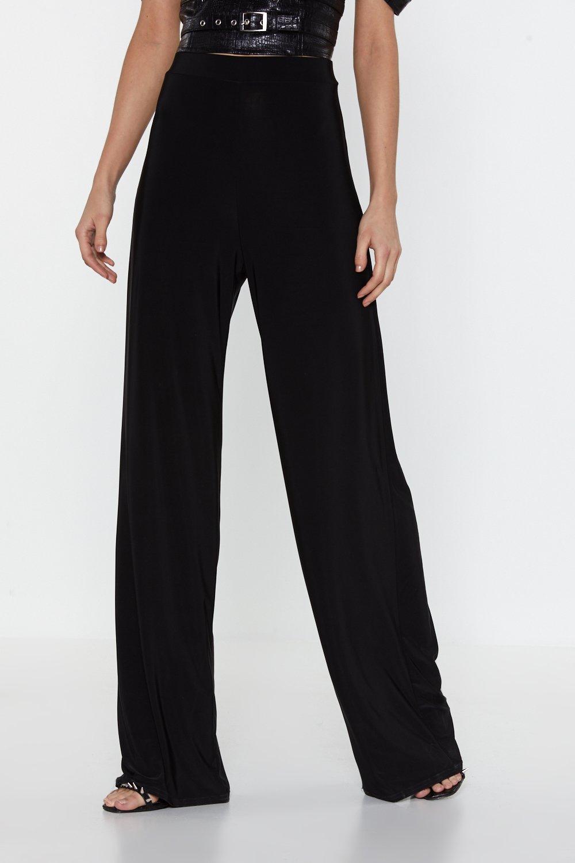 Pantalon Gal Large Nasty De Clothes Patte VeloursShop At PZiOuTwkX