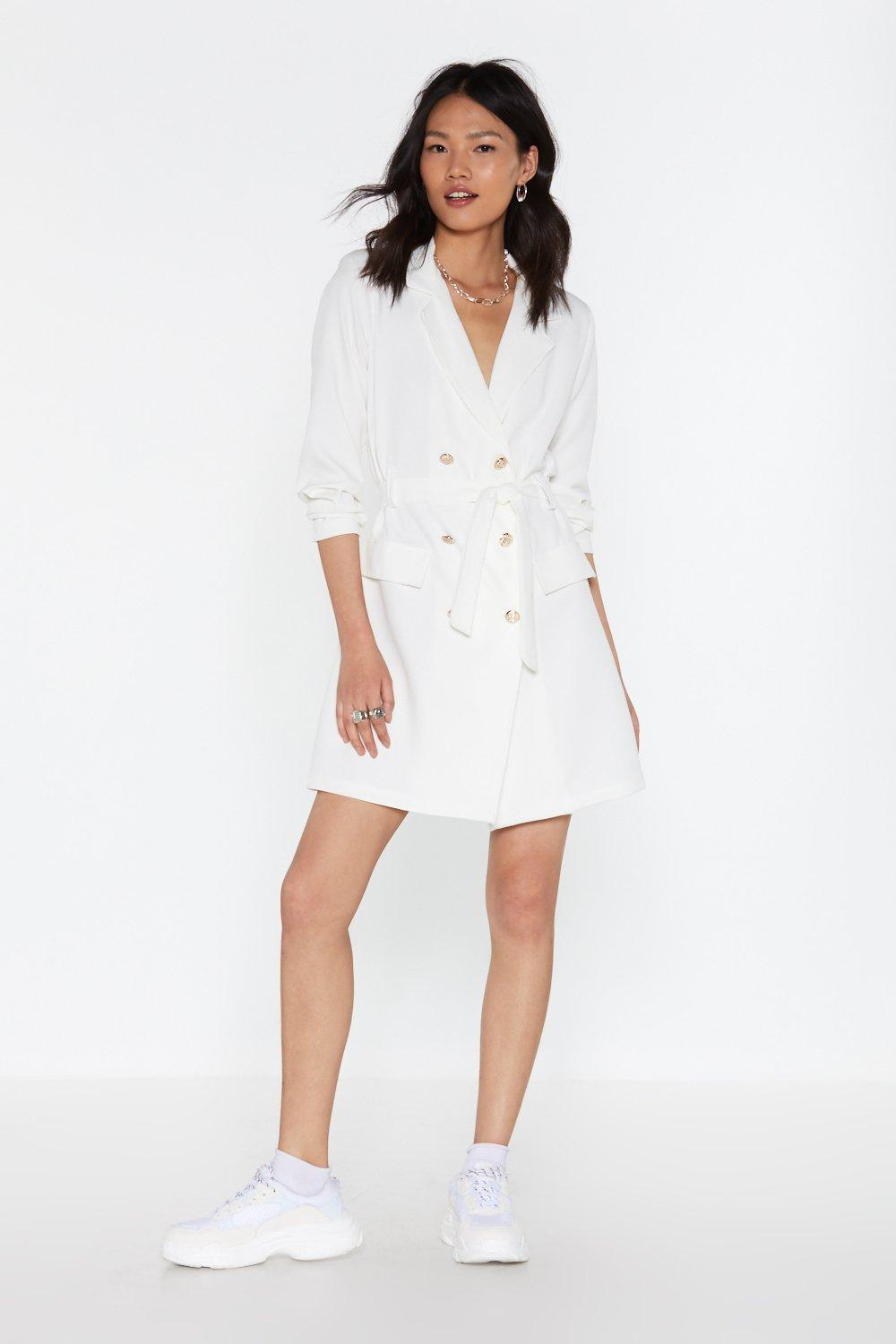 b9065555617b0 Suits You Double Breasted Blazer Dress | Shop Clothes at Nasty Gal!