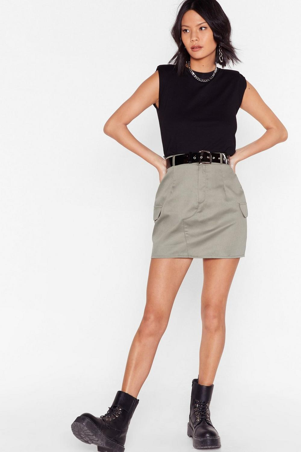b36056749868a2 Camo Around Anytime Utility Mini Skirt | Shop Clothes at Nasty Gal!