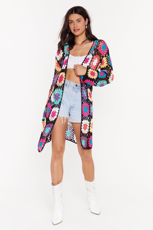 2901e9c2 Can You Dig It Crochet Maxi Cardigan | Shop Clothes at Nasty Gal!