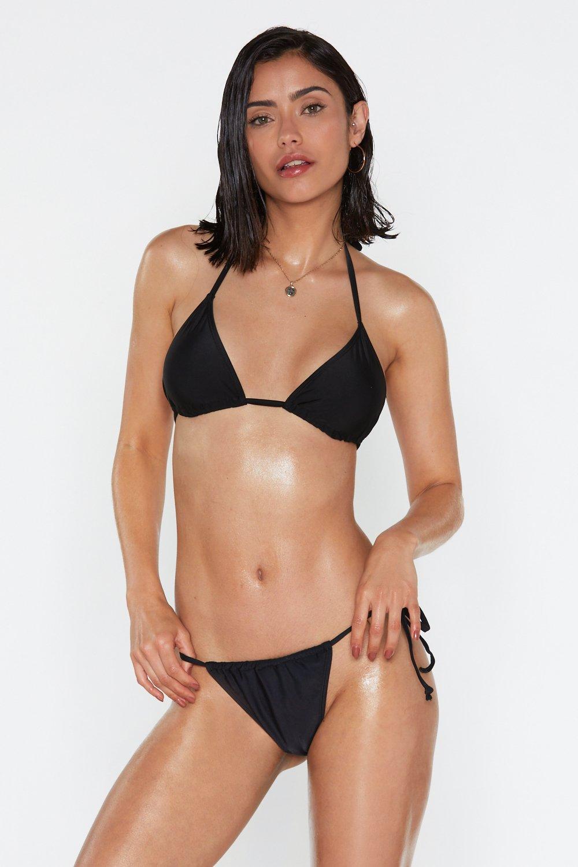 1f927ce7433a Shape Ahoy Triangle Bikini Top   Shop Clothes at Nasty Gal!