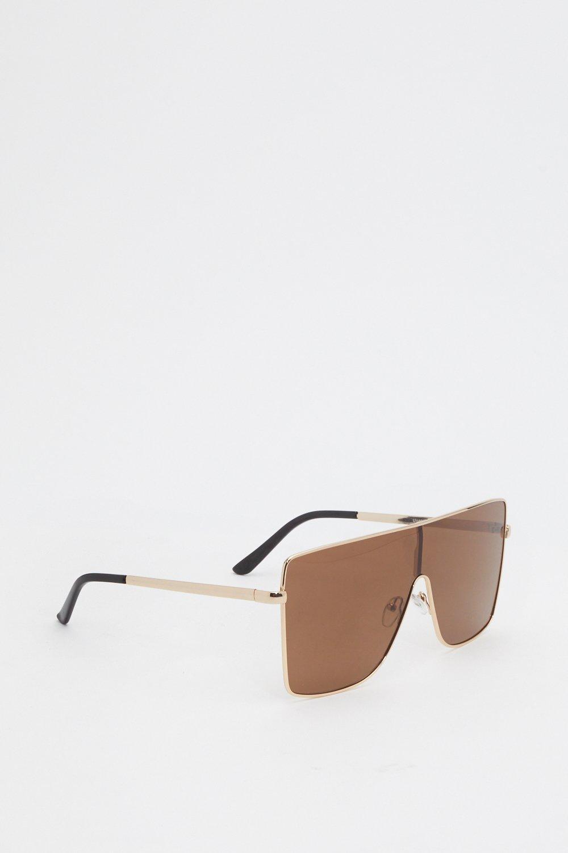 ca1afc9a6 No Shade Oversized Aviator Sunglasses | Shop Clothes at Nasty Gal!
