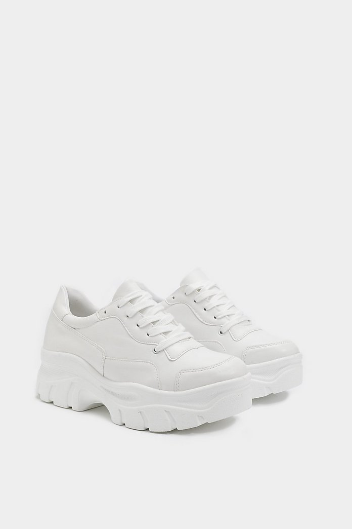 online store 75901 76fa3 Chunky Platform Sneakers | Shop Clothes at Nasty Gal!