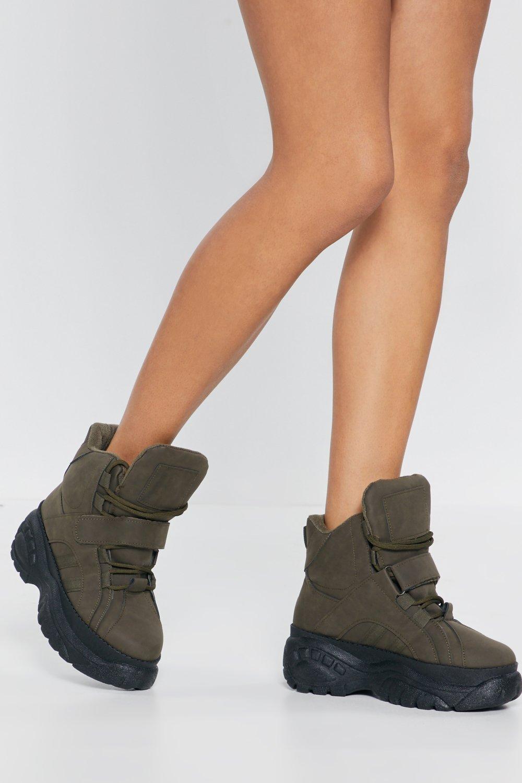e52bb3d1f75 High Top Platform Sneakers | Shop Clothes at Nasty Gal!