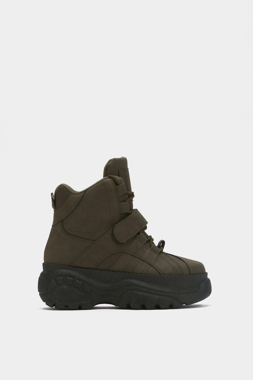 f5fa2d6dfef High Top Platform Sneakers | Shop Clothes at Nasty Gal!