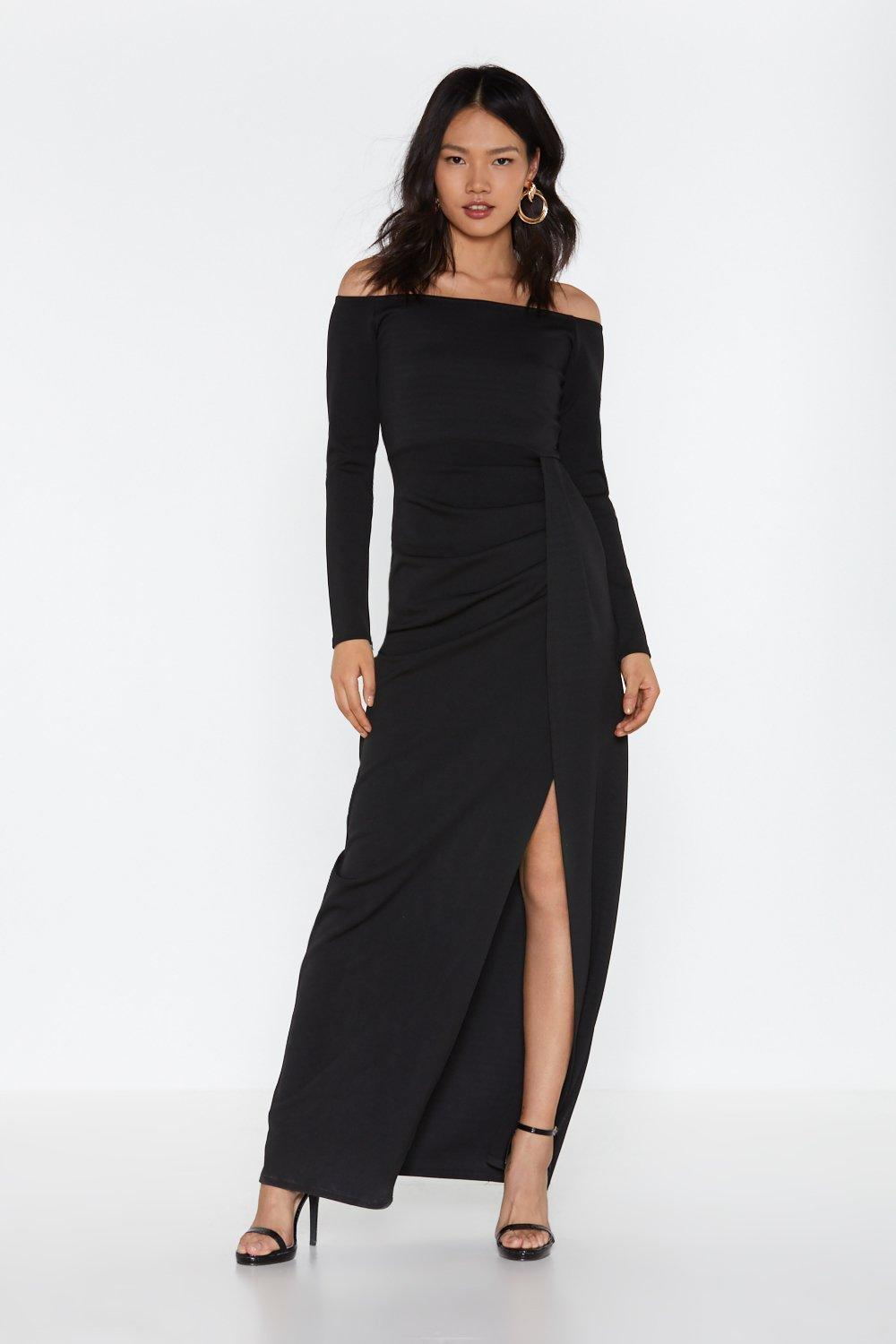 9df66c345ab Great Lengths Wrap Maxi Dress | Shop Clothes at Nasty Gal!