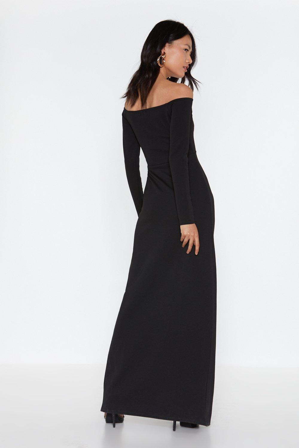 efc03ece24e5 Great Lengths Wrap Maxi Dress | Shop Clothes at Nasty Gal!