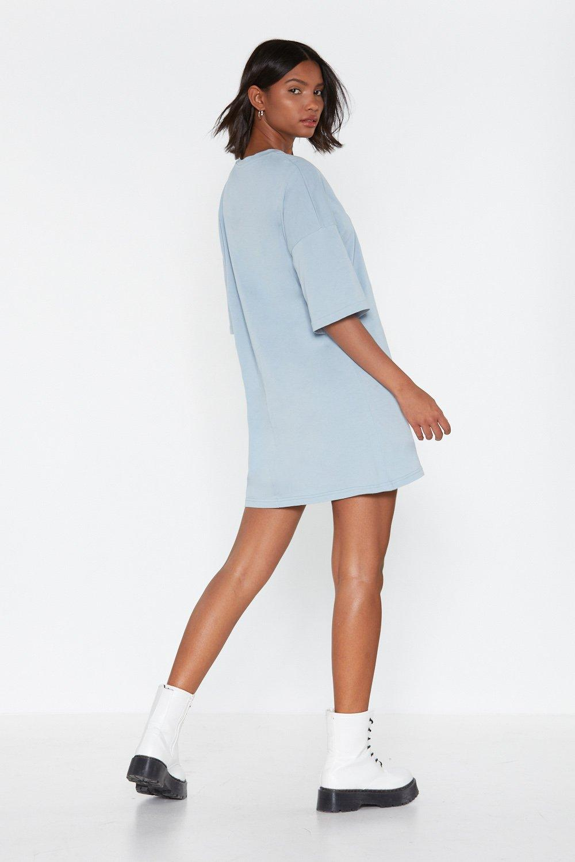 786177c99da Robe courte oversize Balance tes Idées
