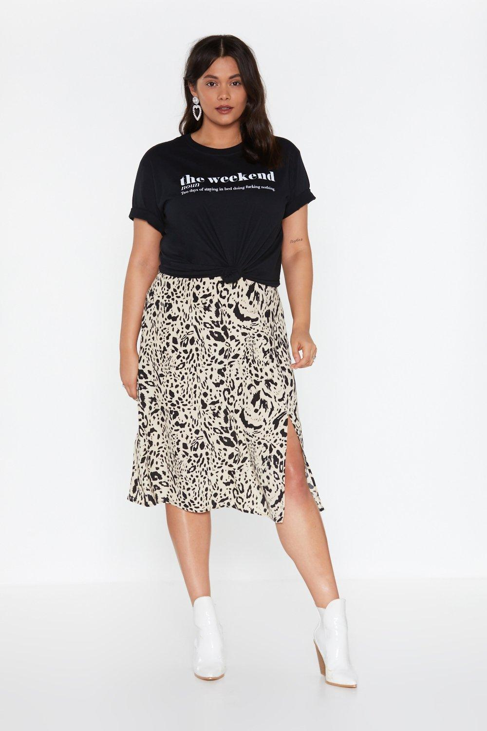 5829ddcf3 The Definition of Weekend Graphic Tee | Shop Clothes at Nasty Gal!