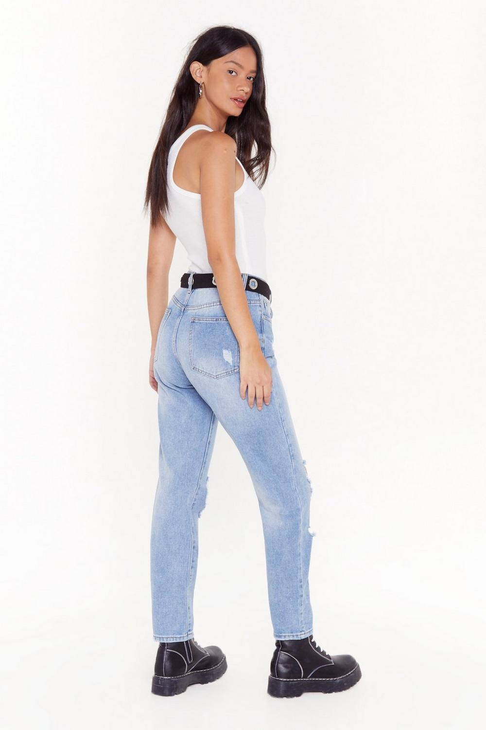29d1e1e32f1 Distress With the Best Ripped High-Waisted Jeans