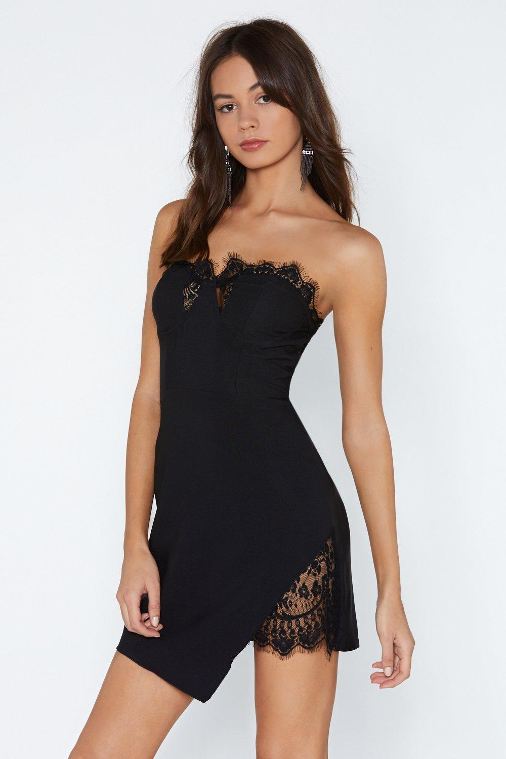 acbd3ac236e0a See You There Lace Mini Dress | Shop Clothes at Nasty Gal!