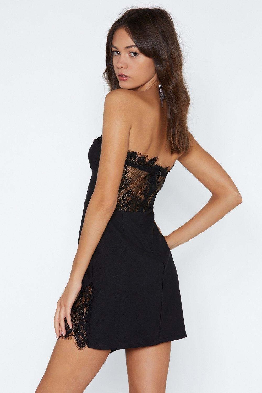 0488298ce803 See You There Lace Mini Dress | Shop Clothes at Nasty Gal!