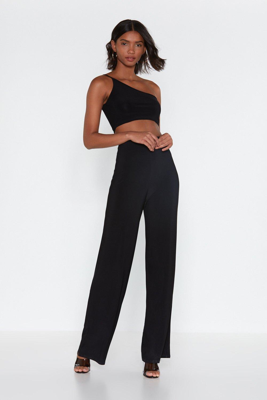 9ce686b0effd One Shoulder Top & Pants Set | Shop Clothes at Nasty Gal!
