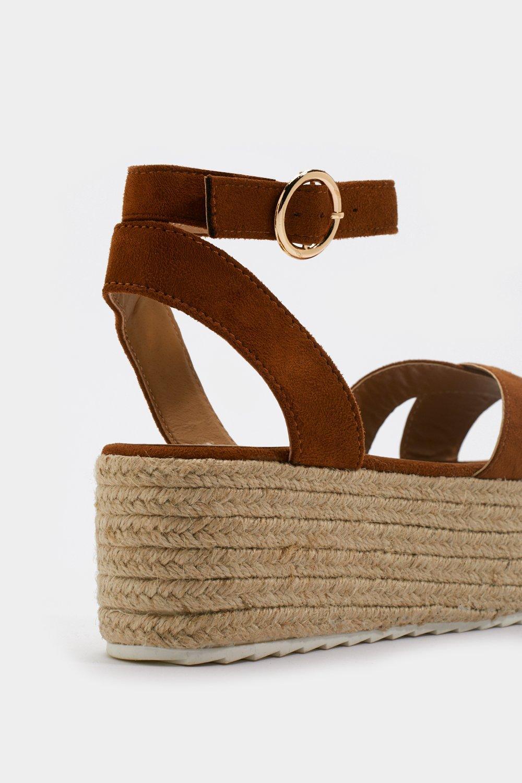 ad18a9ce91d Oh Toe You Don't Faux Suede Espadrille Sandals | Shop Clothes at ...