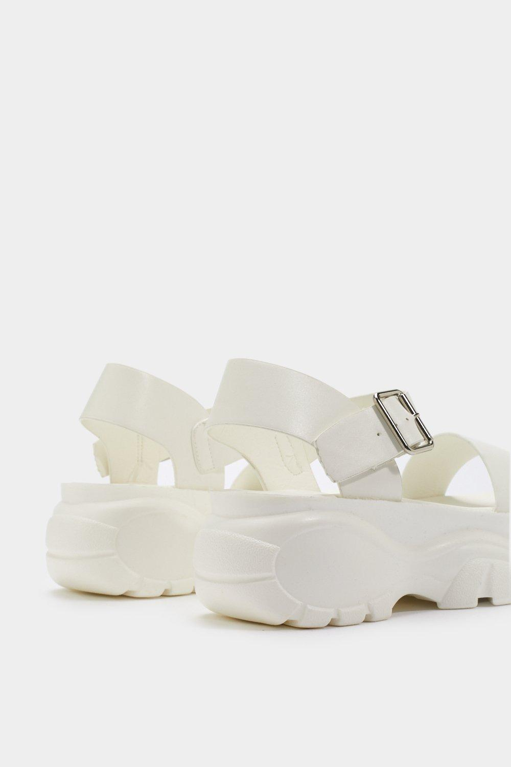 dc9de6d97f Strappy and You Know It Chunky Platform Sandals | Shop Clothes at ...