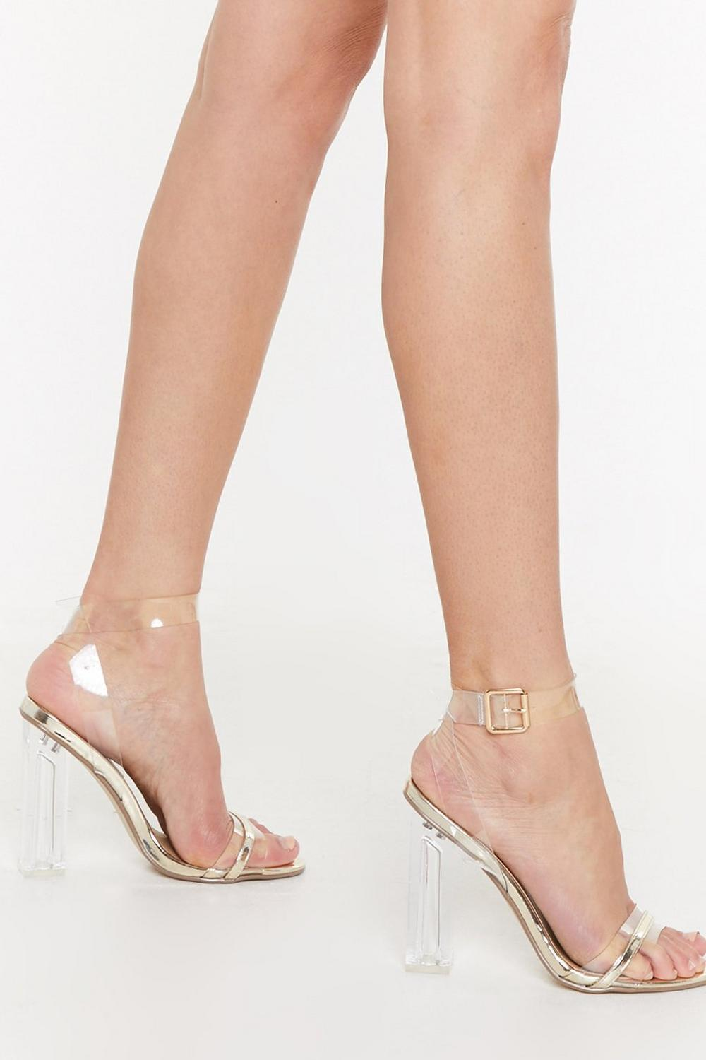 faaf1f6ce1c Have I Made Myself Clear Block Heels | Shop Clothes at Nasty Gal!