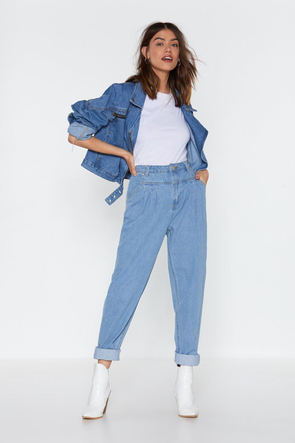 237e502a4 So Ripe High-Waisted Mom Jeans | Shop Clothes at Nasty Gal!