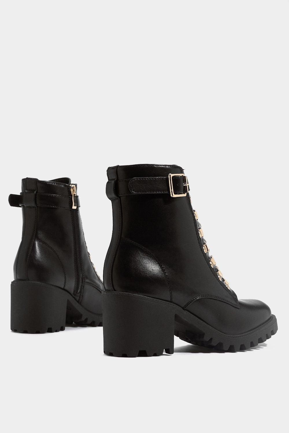 51c24e2e4 Take a Stand Lace-Up Hiker Boot   Shop Clothes at Nasty Gal!