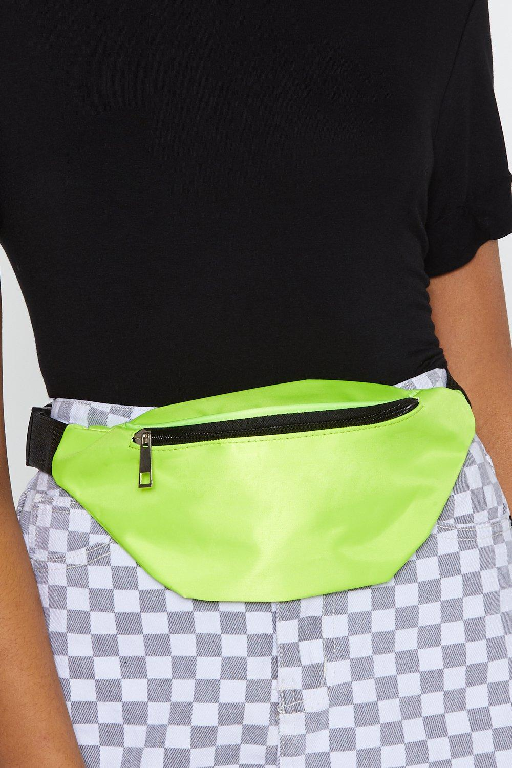 da89e011dfa9 WANT Second to Neon Fanny Pack | Shop Clothes at Nasty Gal!