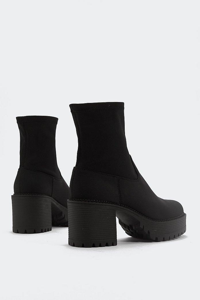 Les chaussettes à crampons Clothes Nasty Gal Haut at CœursShop Bottes n0wk8OP