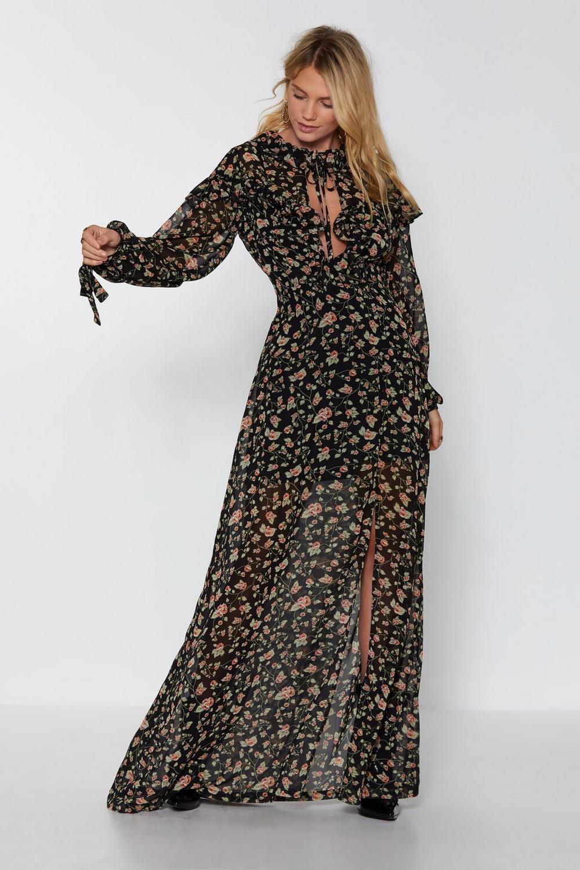 d48cc73f0c6d Rooting For You Floral Maxi Dress | Shop Clothes at Nasty Gal!