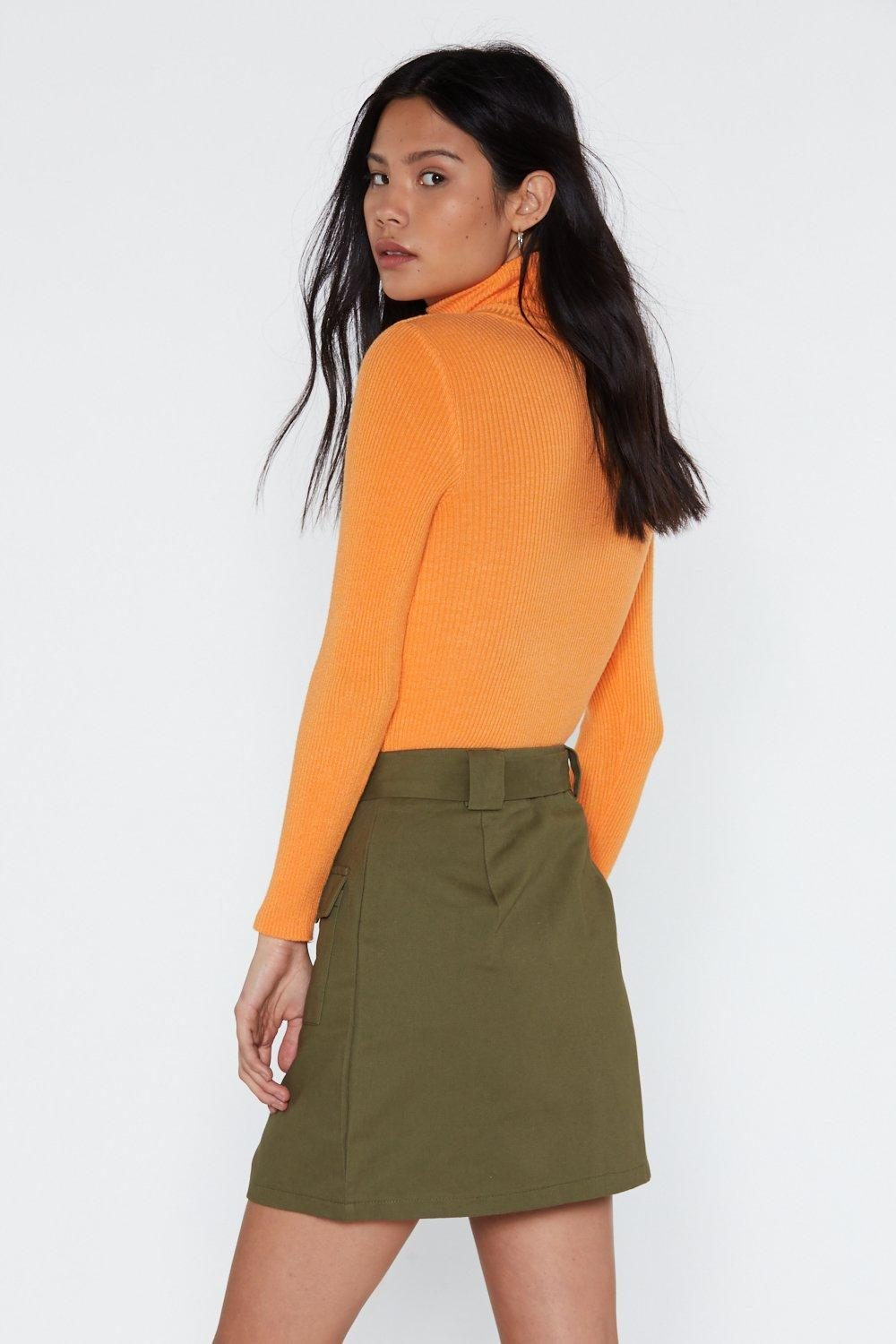 4cd284f0cde3f2 Thinking About Utility Mini Skirt | Shop Clothes at Nasty Gal!