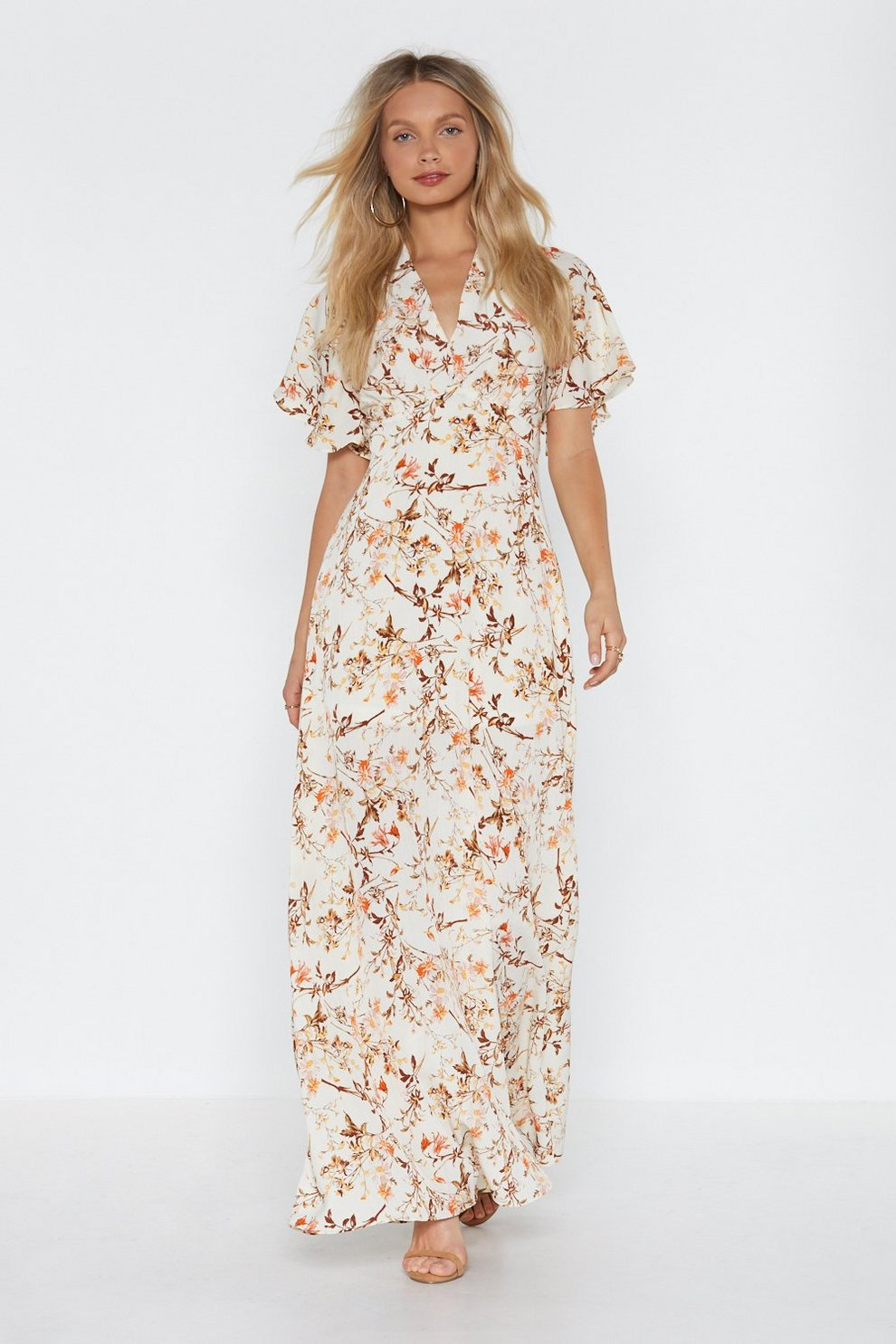 1f8136f1e1f5a Grow On Then Floral Maxi Dress
