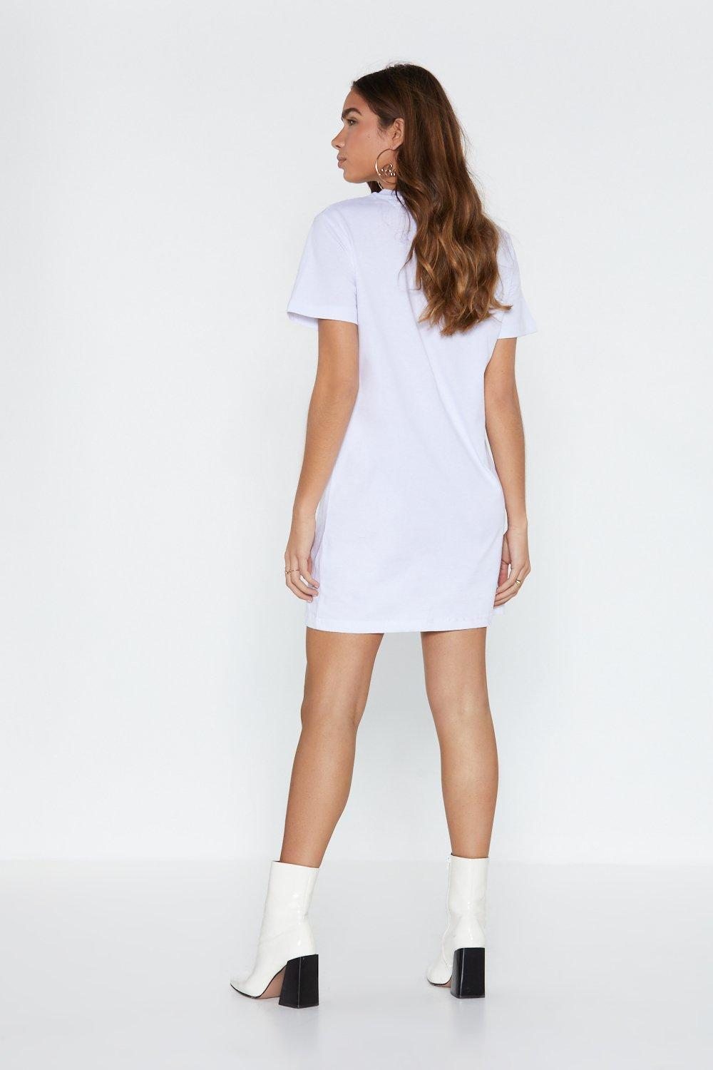e7a1fb81490 ... a Cherub Tee Dress. Hover to zoom