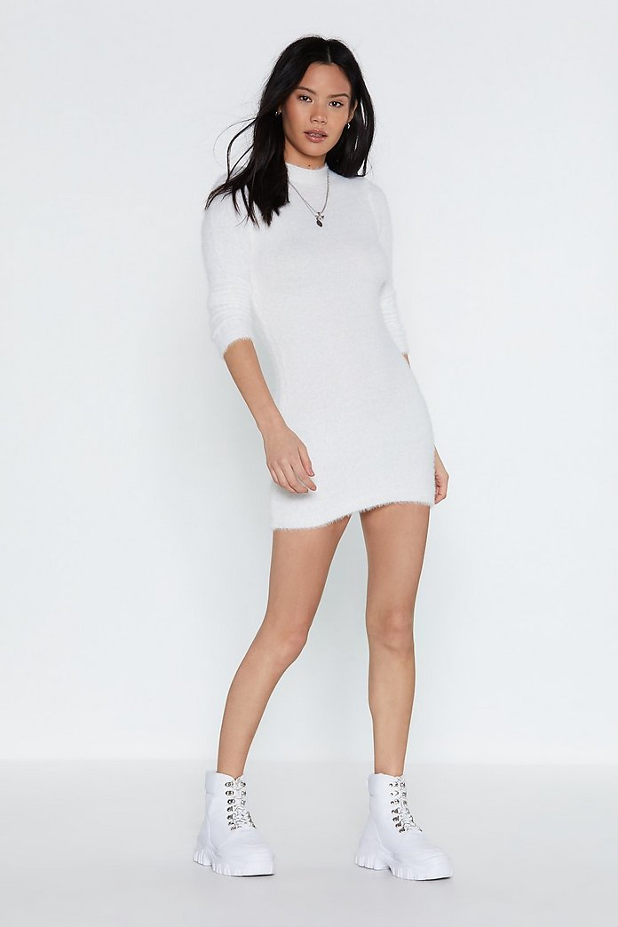 vast selection for whole family biggest discount Meet Me in a Mini Jumper Dress   Shop Clothes at Nasty Gal!