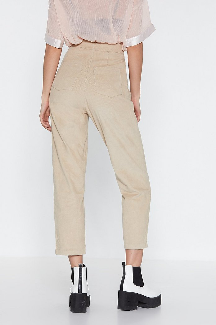 colours and striking release date cheapest sale For the Re-cord Corduroy Pants   Shop Clothes at Nasty Gal!