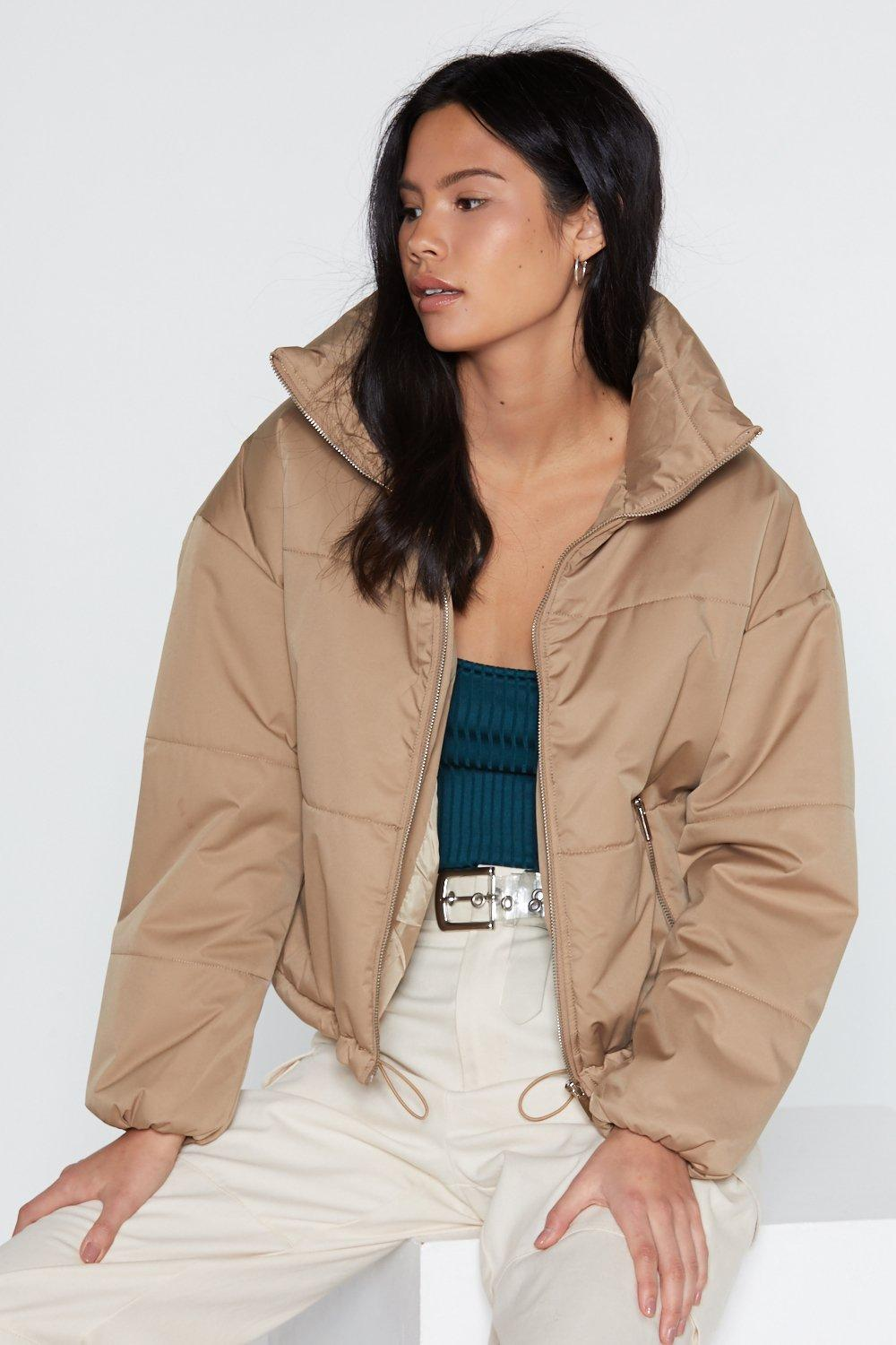 02ac7070c Don't Rain On My Parade Padded Coat | Shop Clothes at Nasty Gal!