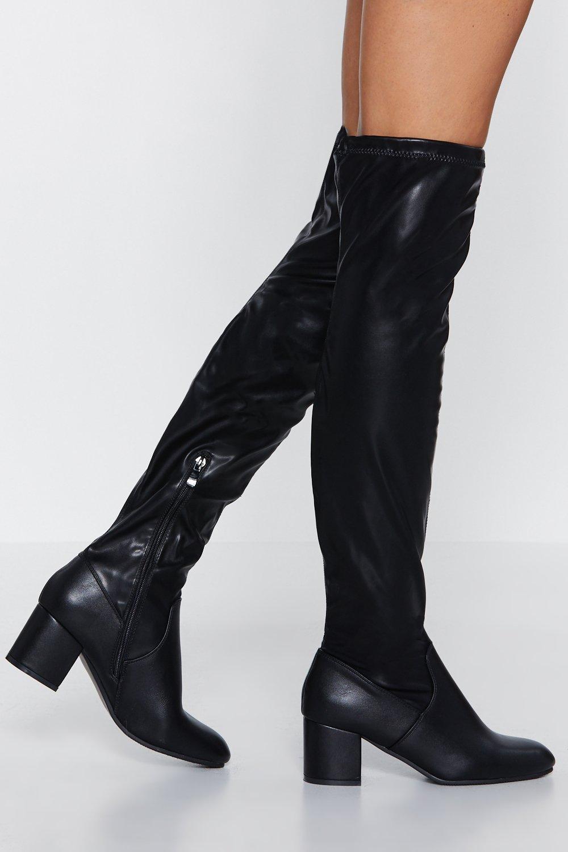 5d25c5ed0b5 A Friend in Knee-d Over-the-Knee Boot | Shop Clothes at Nasty Gal!