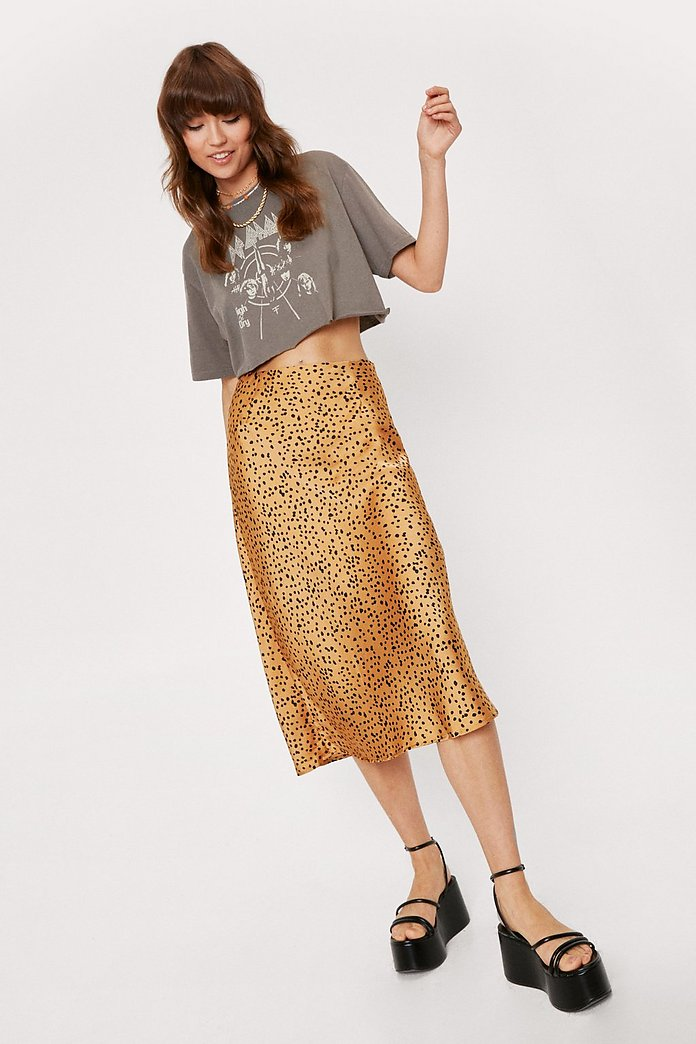 Image result for Midi Skirt
