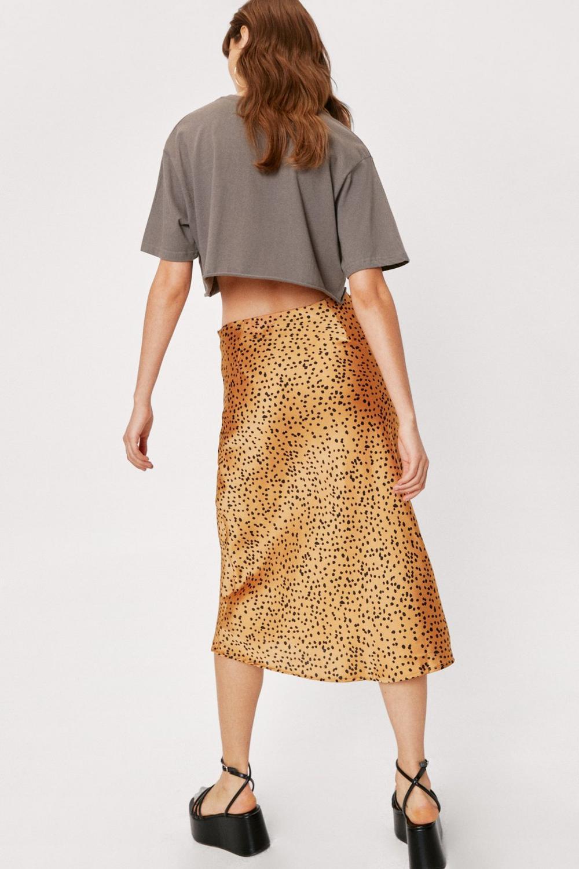 d5674dab8 Gold Full Midi Skirt