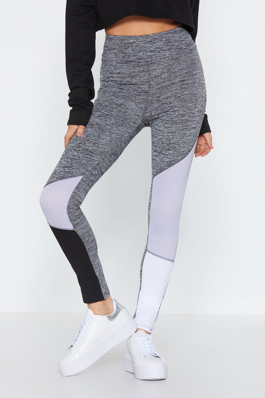 bde0a33a51385 Good Sport Colorblock Leggings   Shop Clothes at Nasty Gal!