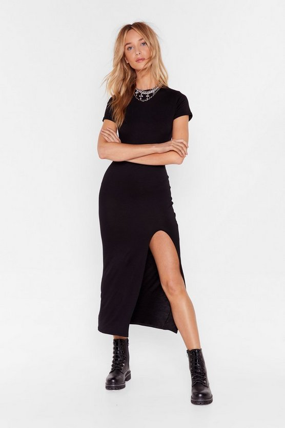 Maxed Out Maxi Dress by Nasty Gal