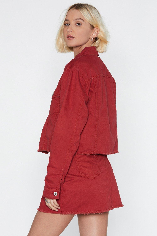 bc4c815ca6 Coloured Denim Skirt | Shop Clothes at Nasty Gal!