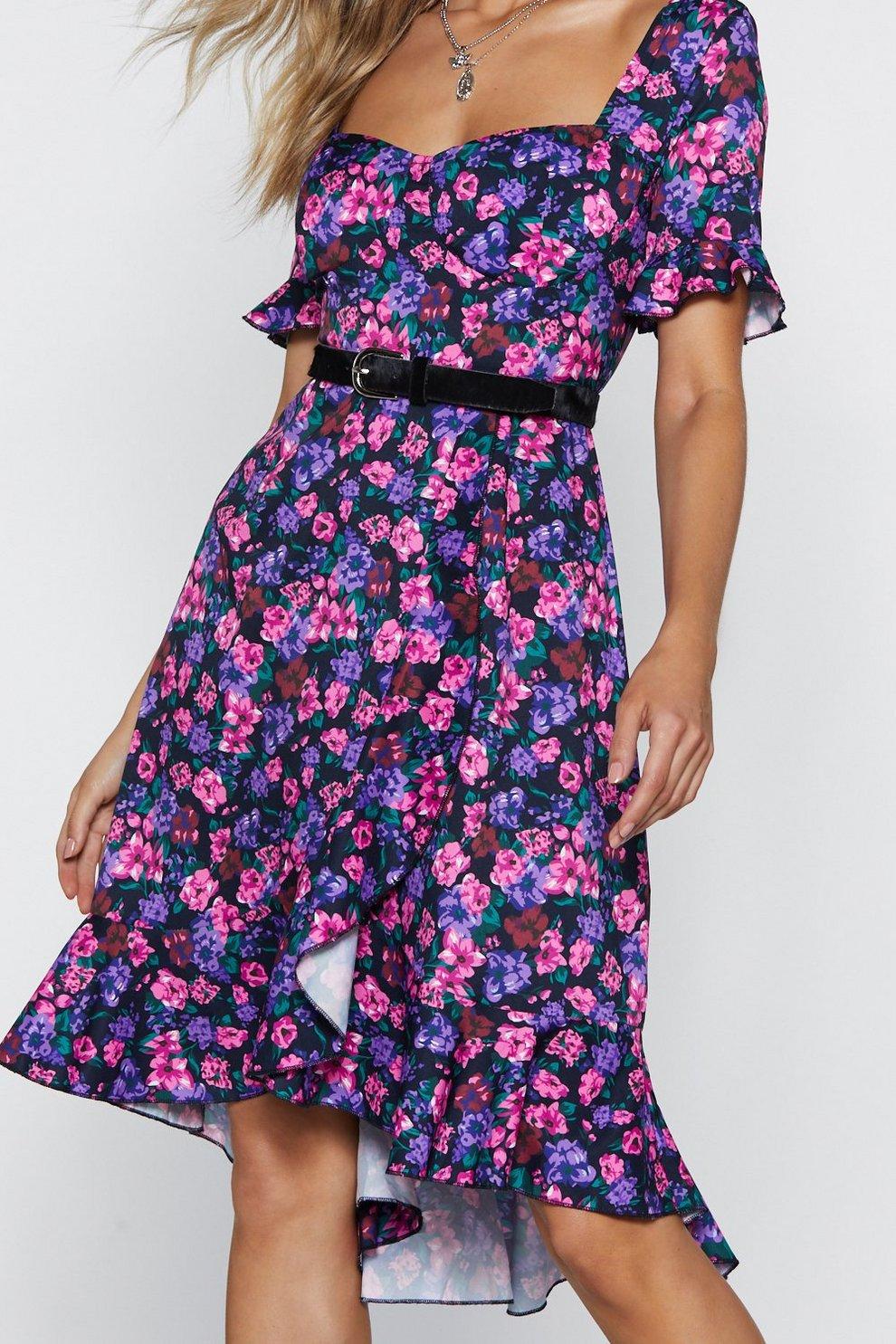 981da13cb0cf6 Field Trip Floral Dress | Shop Clothes at Nasty Gal!