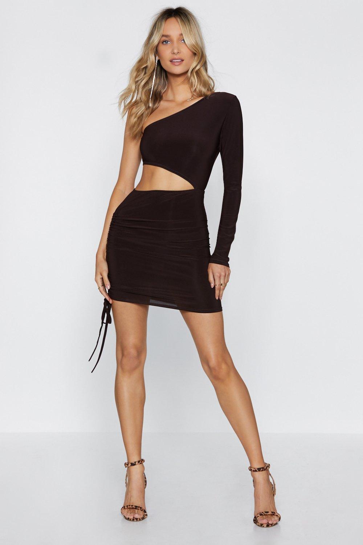 d28a4ab6b53e0c Let's Go Cut-Out Tonight Mini Dress | Shop Clothes at Nasty Gal!