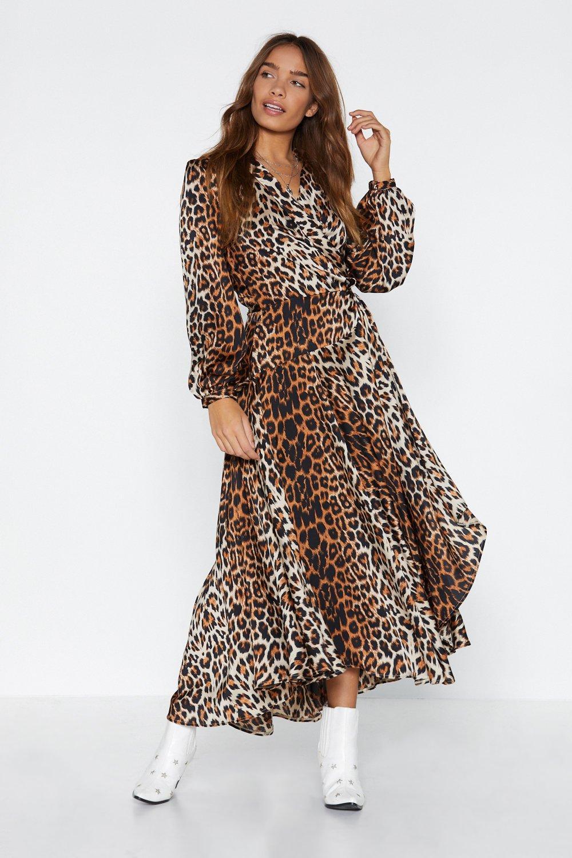 Good Feline Leopard Dress. Hover to zoom a121de462