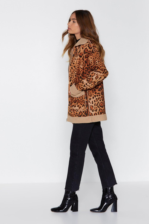 Let s Roll Leopard Jacket  00cb5b8ef