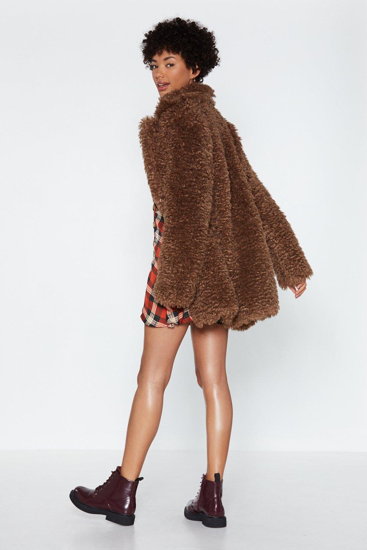 776a0276a Can You Feel It Faux Fur Coat | Shop Clothes at Nasty Gal!