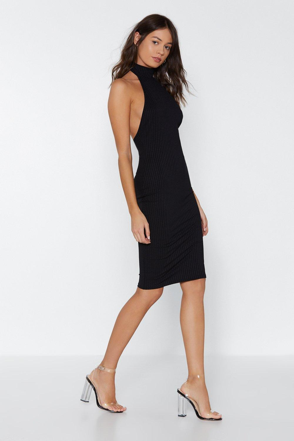 ce55e63faa Open to New Ideas High Neck Dress. Hover to zoom