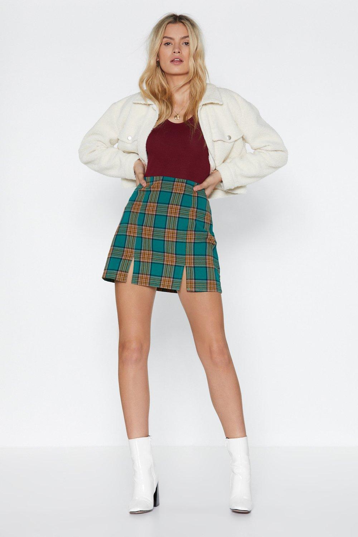 0d8f5034587e Plaid Blood Mini Skirt | Shop Clothes at Nasty Gal!