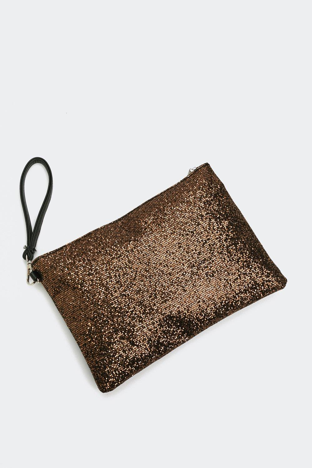 886be95910 WANT Glitter Bug Clutch Bag | Shop Clothes at Nasty Gal!