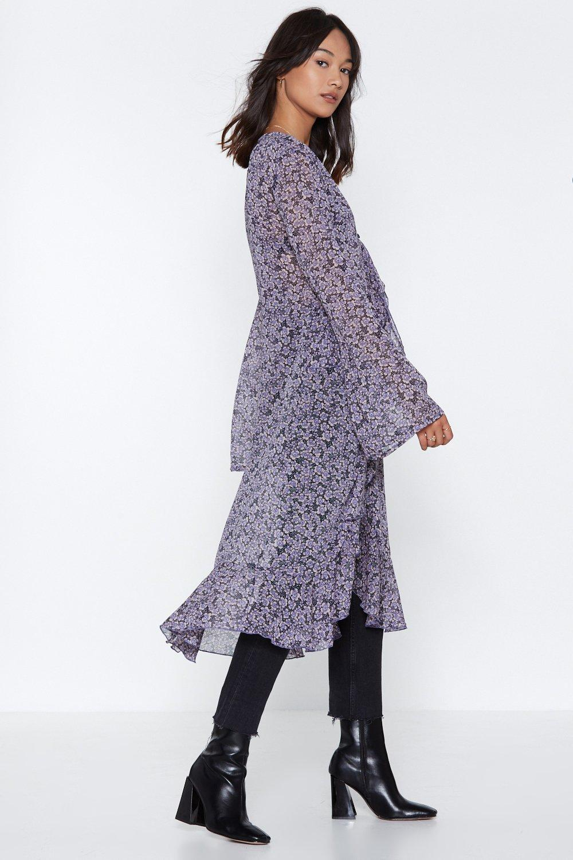 05138d28749 Take Leaf Longline Blouse | Shop Clothes at Nasty Gal!