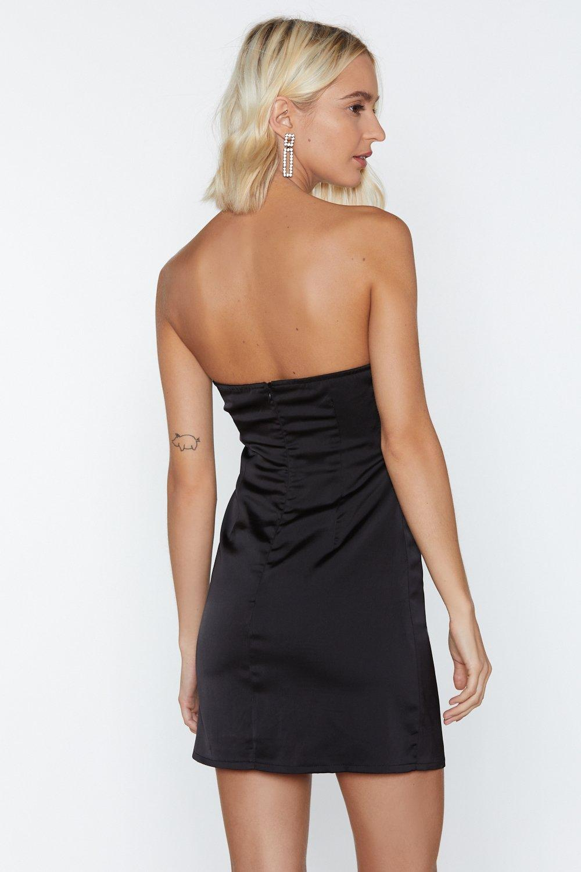 e5c16fec4a8 Love on Top Bandeau Dress